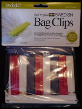 twixit! Bag Clips, Bag Of 10