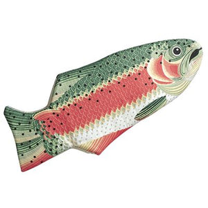 Boston Warehouse Oven Mitt- Rainbow Trout