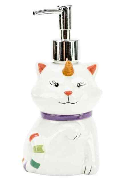Boston Warehouse Unikitty Soap Dispenser