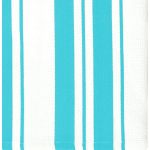 MUkitchen Basket Weave Dish Cloth, Aquamarine, Set of 2