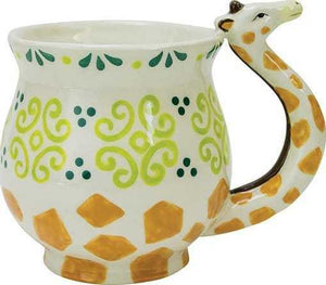 Boston Warehouse Mug- Giraffe