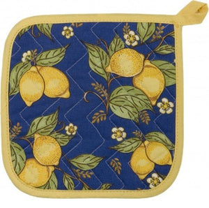 Now Designs Pot Holders - Basic Provencal Lemons