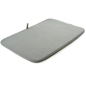 "NORPRO Drying Mat-12""x18""-Grey"
