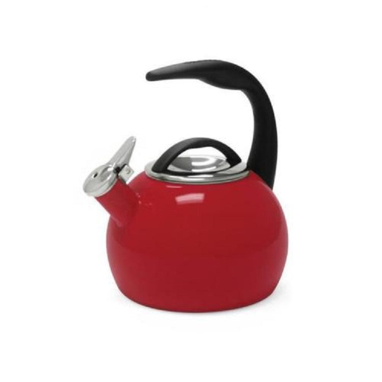 Chantal Anniversary Tea Kettle - Red