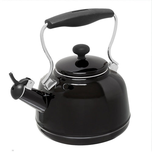 Chantal Vintage Tea Kettle - Black