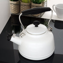 Chantal Bouilloire Vintage Tea Pot-White