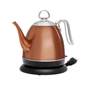 "Chantal ""Mia Ekettle""  Electric Water Kettle-Copper"