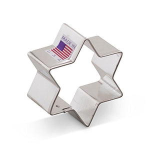 Cookie Cutters 6 Point Star