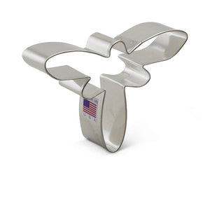 Ann Clark Stainless Steel Cookie Cutter - Dragonfly 3 x 5