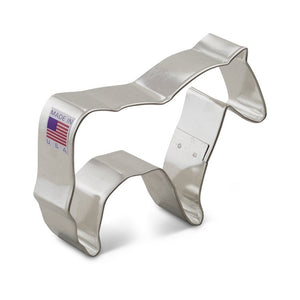 Ann Clark Stainless Steel Cookie Cutter - Horse