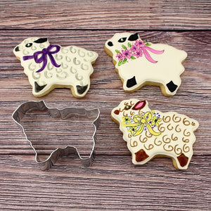 Cookie Cutters Lamb