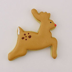 Cookie Cutters Reindeer Leapin