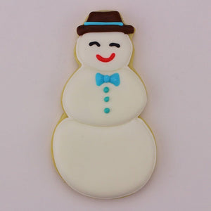 Cookie Cutters Snowman