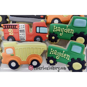 Cookie Cutters Tractor