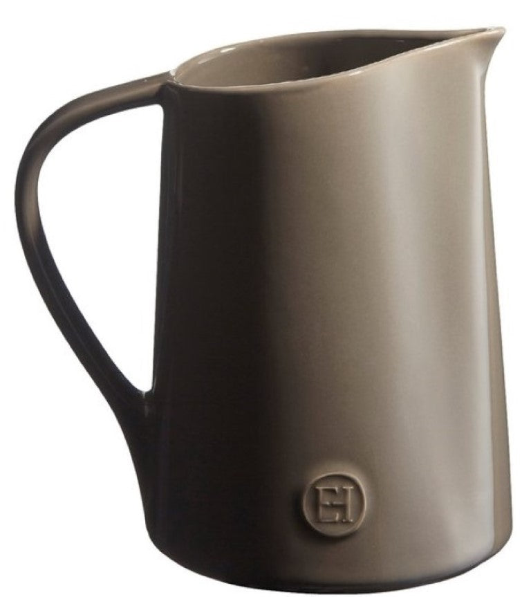 Emile Henry 1 Qt Pitcher Flint
