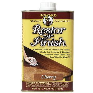 Howard Restor-A-Finish Cherry Tone-16oz