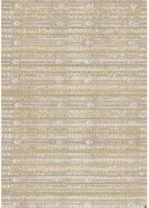 Karastan Cosmopolitan Flirt Brushed Gold 8ft x 11ft