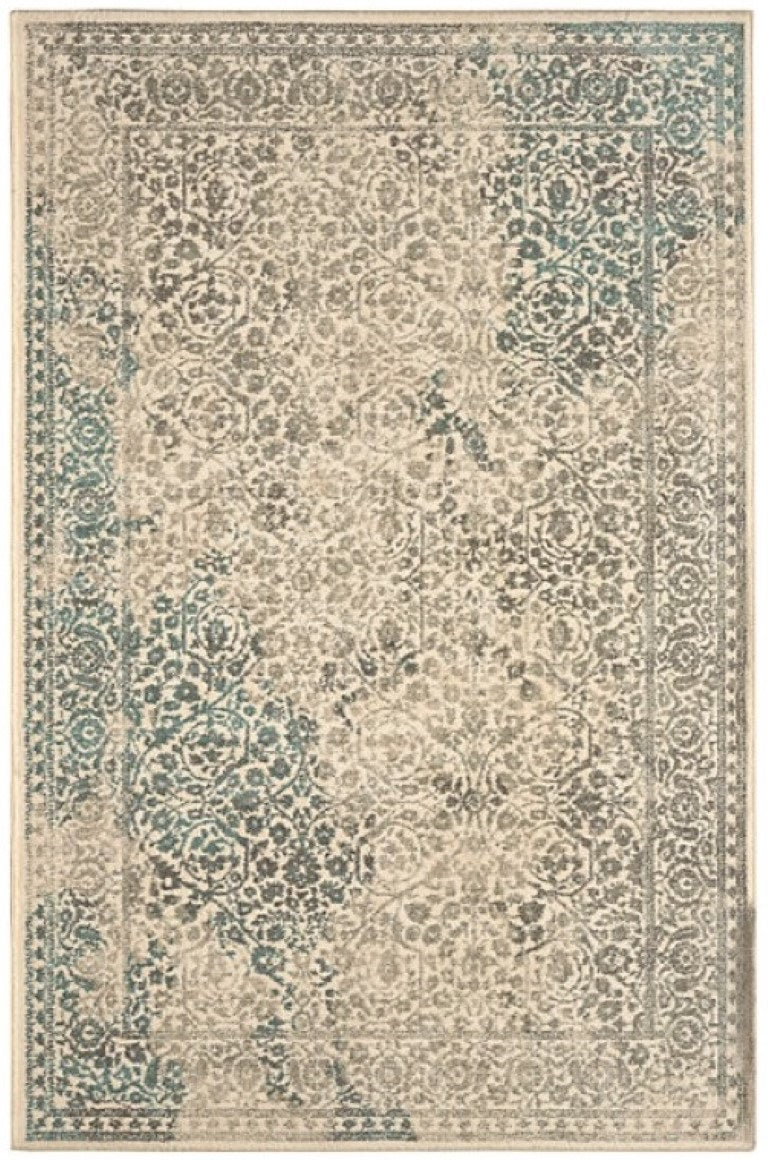 Karastan Euphoria Ayr Natural Rectangle 5ft 3in x 7ft 10in