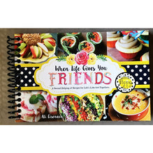 Lemon Poppy Recipe Book-When Life Gives You Friends, Second Helping