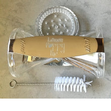 Lemon Poppy Stainless Steel Spiral Slicer