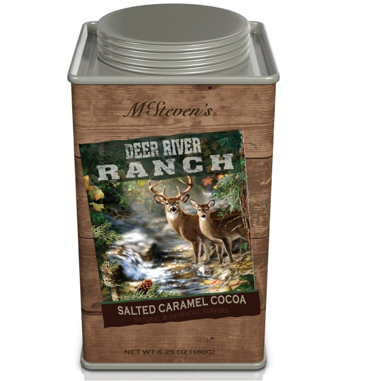 McSteven's Deer River Ranch Salted Carmel Cocoa Mix
