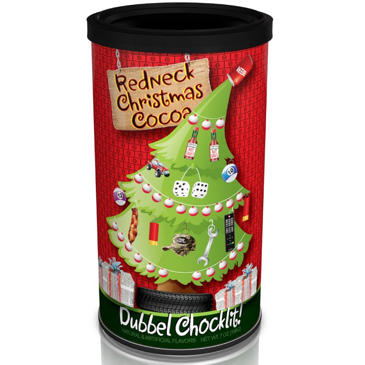 McSteven's Redneck Christmas Cocoa Dubbel Chocklit! Cocoa Mix