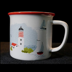 Now Design Mug Lighthouses
