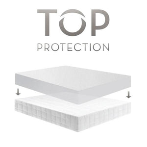Malouf Sleep Tite Pr1me Smooth Mattress Protector - Queen