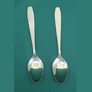 R&M International Stainless Steel Grapefruit Spoon