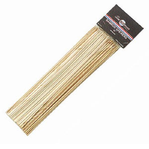 "Scandicrafts Bamboo Skewers 12"" -100 per Package"