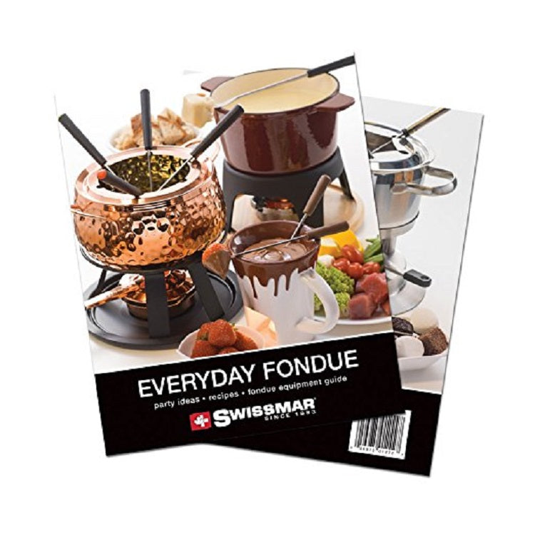 Swissmar Fondue Cookbook