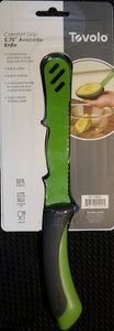 "Tovolo 5.75"" Avocado Knife-Lime"