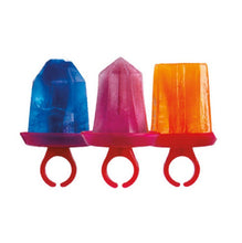 Tovolo Jewel Pop Plastic Popsicle Molds