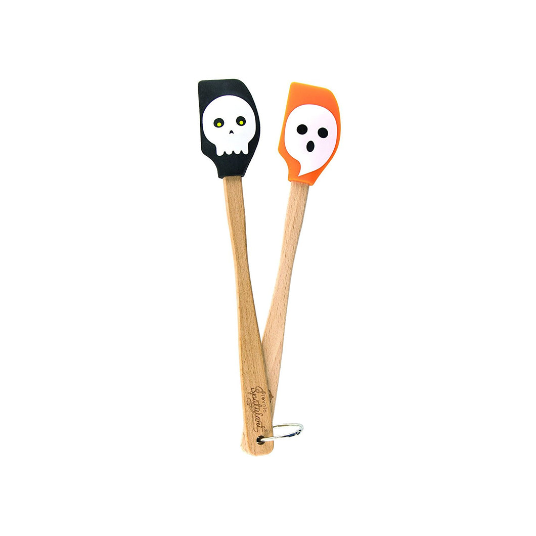 Tovolo Silicone Mini Spatulas-Spatulart-Ghost and Skull