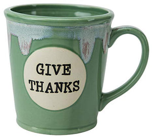 Boston Warehouse Mug-Give Thanks