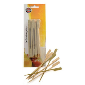 NORPRO Bamboo Picks - 50 per Pack