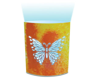 Puzzled Night Light - Butterfly Lantern
