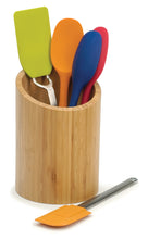 R.S.V.P. Classic Kitchen Basics Tool Caddy-Bamboo