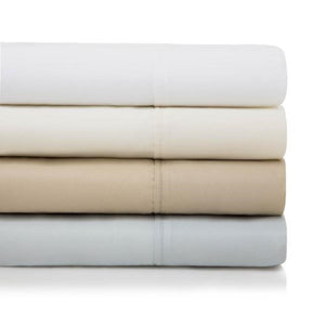 Malouf Woven Tencel Sheet Set, King - White