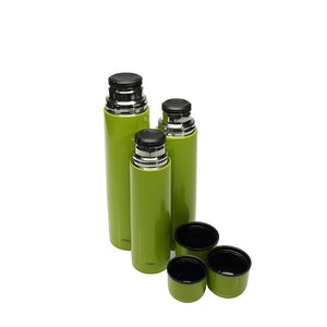 Frieling Cilio Premium .5 liter Insulated Travel Bottle - Green