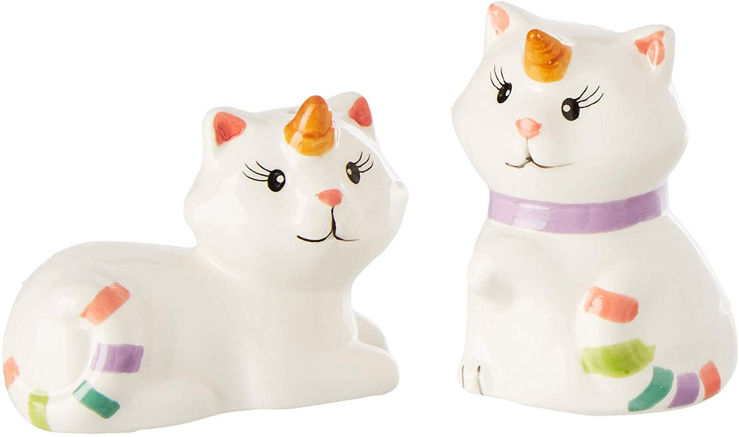 Boston Warehouse Unikitty Salt and Pepper Shakers