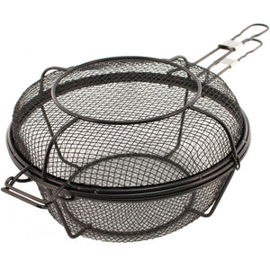 Fox Run Outset Grill Basket and Skillet