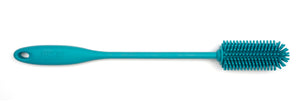RSVP Silicone Bottle Brush, Teal
