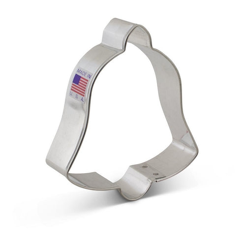 Ann Clark Stainless Steel Cookie Cutter - Bell 2
