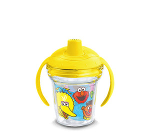 Tervis Tumblers-Sippy Sesame Street Group-6oz