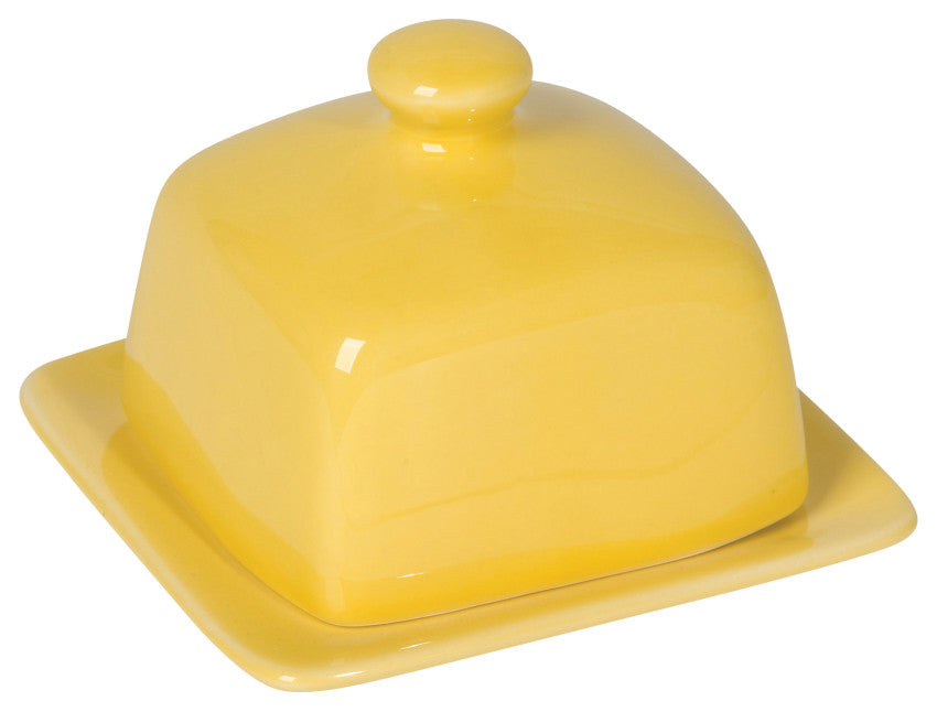 Now Designs Square Lemon Butter Dish