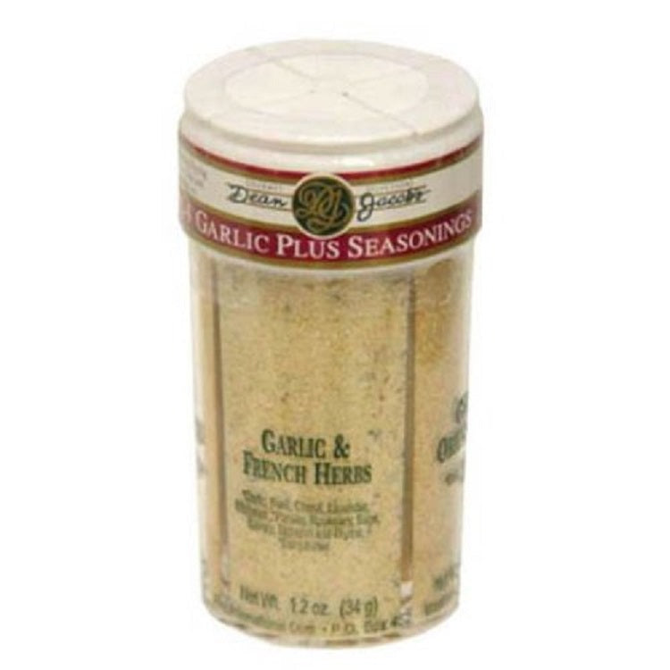 Dean Jacob's 4 Garlic Plus Seasonings