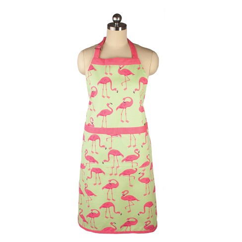 Mukitchen Flock of Flamingos Apron