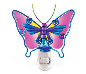 Puzzled Night Light - Butterfly