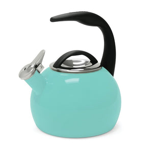 Chantal Anniversary Tea Kettle - Aqua
